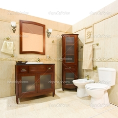 Deposit Antique Style Bathroom Design - Karbonix