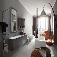 Design Bathroom Interior - Karbonix