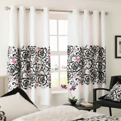 Design Charming Curtains - Karbonix