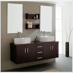 Design Inspiration Bathroom Interior - Karbonix