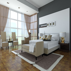 Design Interior Bedroom Cute Quirky - Karbonix