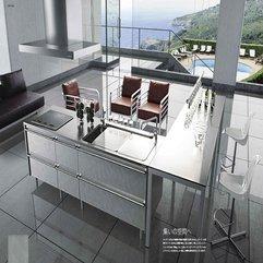 Design Japanese Kitchen - Karbonix