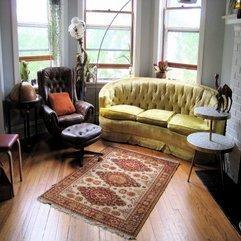 Design Livingroom Leather Interior - Karbonix