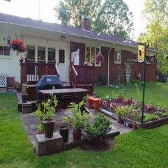 Design Small Backyard - Karbonix