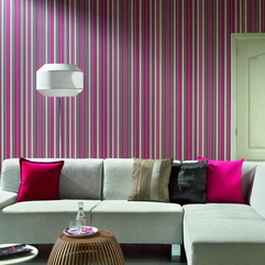 Design Wallpaper With Purple Stripped Design Jeff Lewis - Karbonix