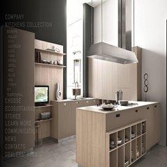 Designed By Beech Modern Kitchen - Karbonix