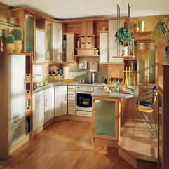 Designing Small Kitchen Remodels With Rustic Design How - Karbonix