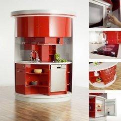 Designs Simple Attractive Kitchen - Karbonix