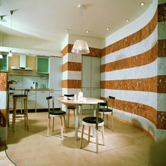 Designs Simple Vibrant Kitchen - Karbonix
