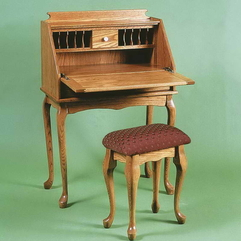 Desk With Chair Classics Ikea Secretary - Karbonix