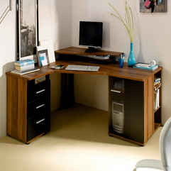 Desks Layout Modern Cool - Karbonix