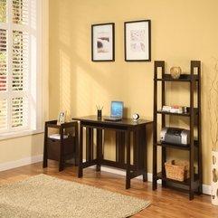 Desks Small Spaces Vibrant Computer - Karbonix