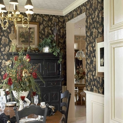 Dining Room Awesome Dining Room Ideas With Luxurious Floral - Karbonix