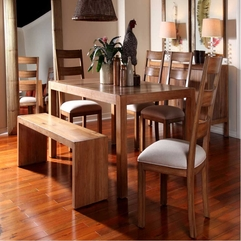 Dining Room Benches In - Karbonix