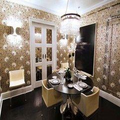 Dining Room Design Idea Amazing Floral - Karbonix