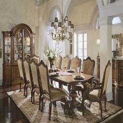 Dining Room Idea Antique Chandelier Formal Sets - Karbonix