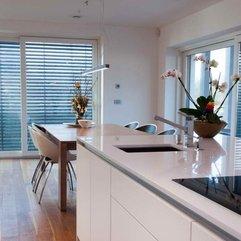 Dining Room Ideas With Flower Decor Lighting - Karbonix
