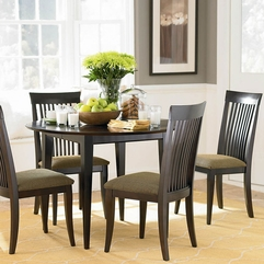 Dining Room Simple Dining Room With Neutral Flower Design For - Karbonix