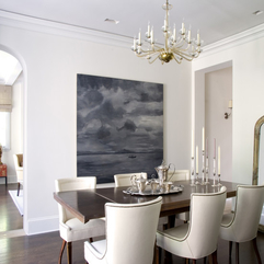 Dining Room With Used Desk Traditional White - Karbonix
