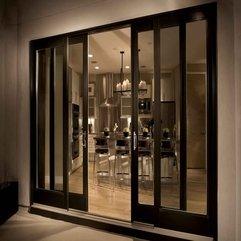 Doors Chic Slideing Design Idea - Karbonix