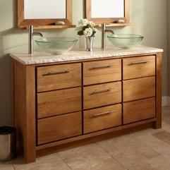 Double Sink Bathroom Vanity 72 Inch Antique White Small Bathroom Elegant Design - Karbonix
