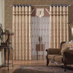 Drapes Ideas Living Room - Karbonix