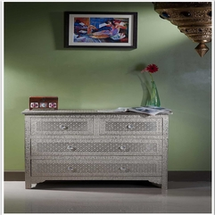 Drawer Grey Chest - Karbonix