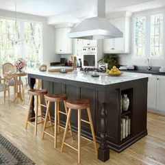Dream Kitchens With Nice Cabinets Build - Karbonix