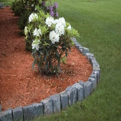 Edging Stones Decorative Landscaping - Karbonix