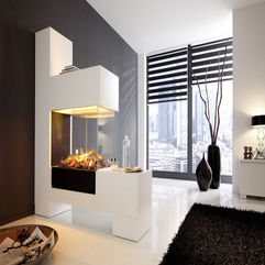 Electric Fireplace Inserts Modern Fireplace - Karbonix