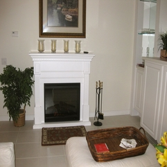 Electric Fireplace Mantel Package Gallery - Karbonix