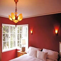 Elegant Black And Red Bedroom Design Decobizz - Karbonix