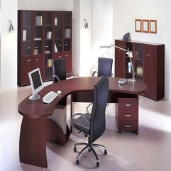 Elegant Office Furniture Geo Executive - Karbonix