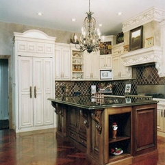 Elegant White Kitchens Antique French - Karbonix