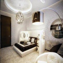 Exclusive Decor Comfortable Vintage Apartment Bedroom Interior - Karbonix