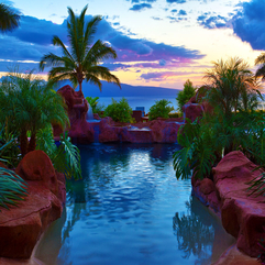 Exotic Pools Design Stunning Views - Karbonix