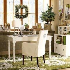 Eye Catching Fantastic Home Office Interior Idea VangViet - Karbonix