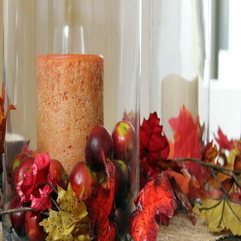 Fall Decorating At Home With The Leaf Ideas - Karbonix