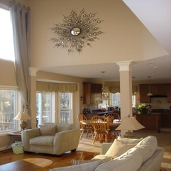 Family Room Decorating Ideas Awesome 2 Story - Karbonix