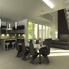 Fantastic Exclusive Dining Room Exclusive Daily Interior Design - Karbonix