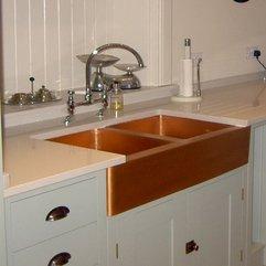 Farmhouse Sinks Ideas Copper Kitchen - Karbonix