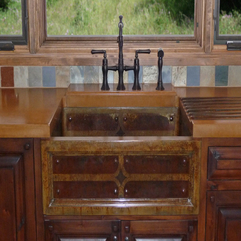 Farmhouse Sinks Ideas White Wooden - Karbonix