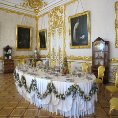 File White Front Dining Room Of Catherine Palace 02 JPG - Karbonix