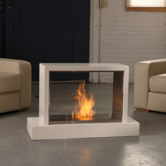 Fireplace At Home - Karbonix