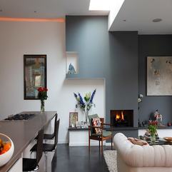 Fireplace Ideas Living Areas - Karbonix