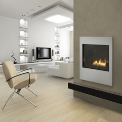 Fireplace Tv Magnificent Contemporary - Karbonix
