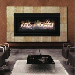 Fireplaces Gas Luxury Modern - Karbonix