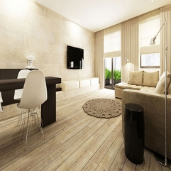 Flooring Living Area Design Natural Wood - Karbonix