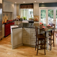 Floors In Kitchen Spectacular Wooden - Karbonix