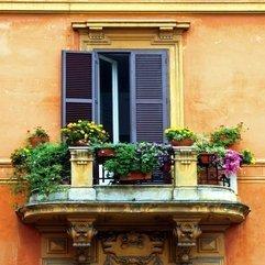 Flower Classic Balcony - Karbonix